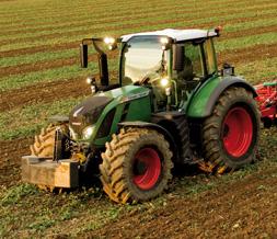 Photo du Tracteurs agricoles 720 Vario