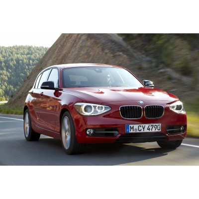 Photo du Berlines, coupés... Série 1 (BMW 116i, 118i, 116d, 118d, 120d)