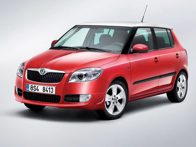 Photo du Berlines, coupés... Fabia 2 ou nouvelle Fabia