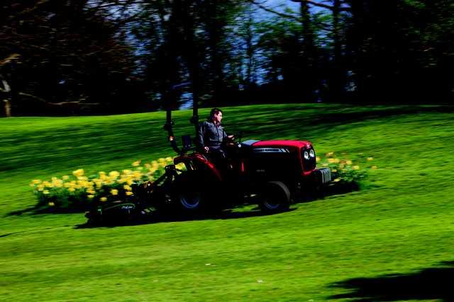 Photo du Tracteurs fruitiers MF 1532 H