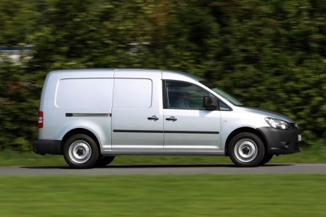 Photo du Utilitaires Nouveau Caddy, Nouveau Caddy Maxi, Nouveau Caddy Van