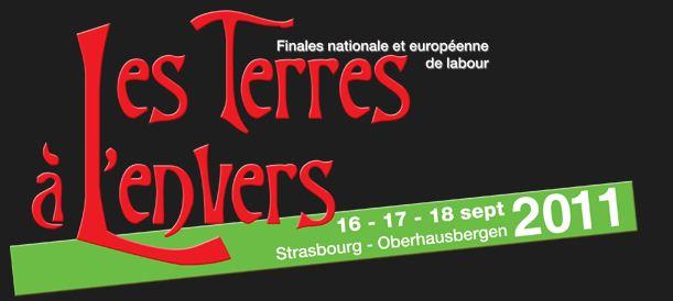 Photo du Salons professionnels Les Terres à l'envers, 58ème finale nationale de labour dans le Bas-Rhin (67)