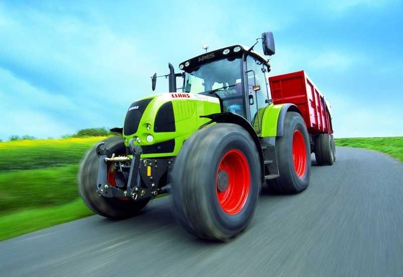 Photo du Tracteurs agricoles Ares 620 RZ