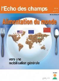 Photo du lettres, magazines promotionnels L'Echo des Champs