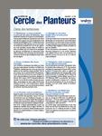 Photo du lettres, magazines promotionnels La lettre du cercle des Planteurs