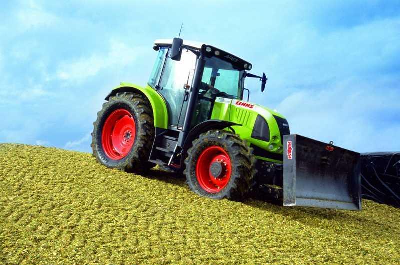 Photo du Tracteurs agricoles Ares 636 RZ
