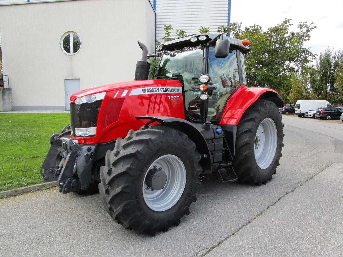Photo du Tracteurs agricoles MF 7620