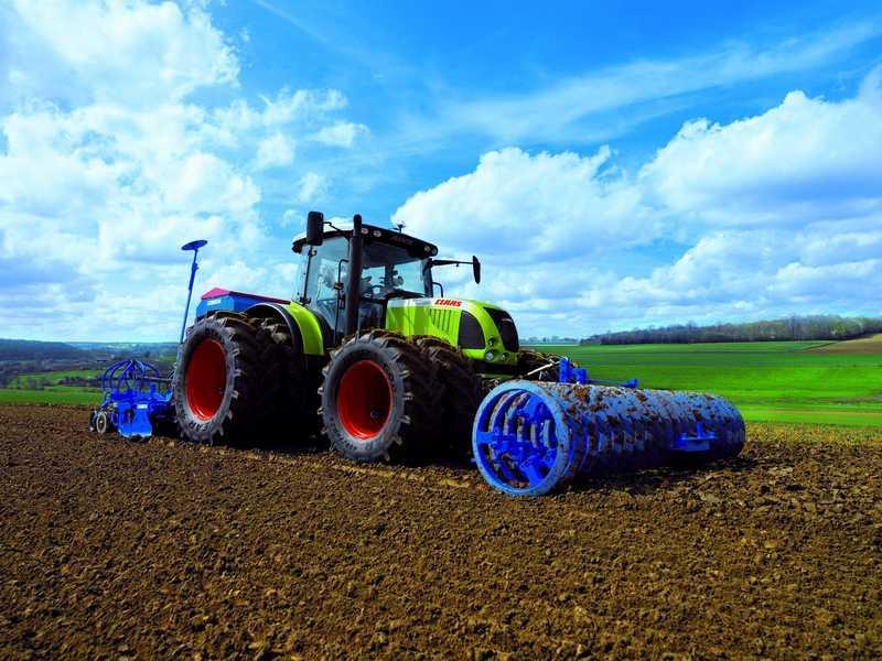 Photo du Tracteurs agricoles Ares 696 RZ