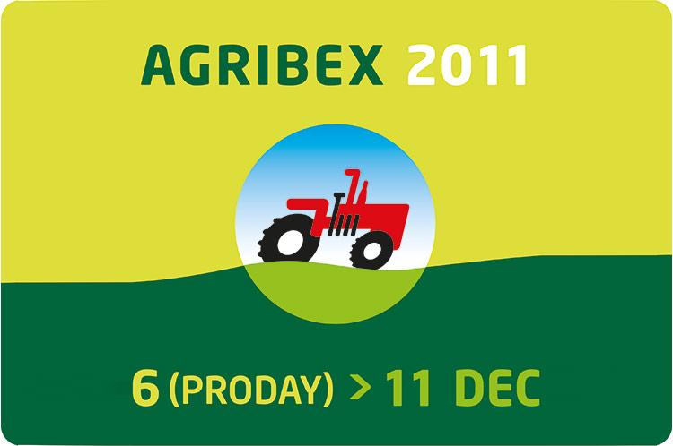 Photo du Salons professionnels Agribex 2011