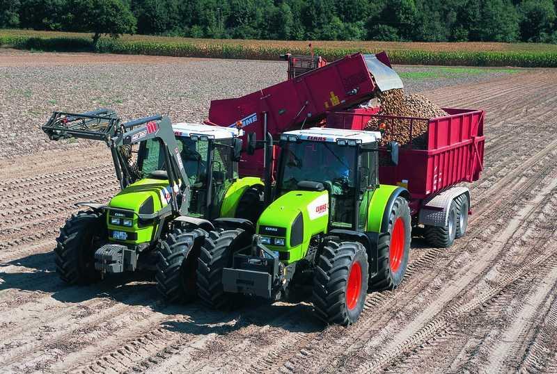 Photo du Tracteurs agricoles Ares 836 RZ
