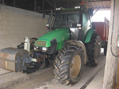 Photo du Tracteurs agricoles Agrotron135