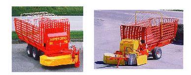 Photo du Remorques auto-chargeuses C20, C40, C50, C60 et C70