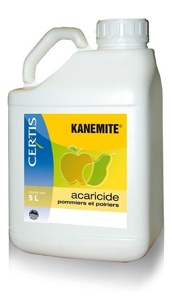 Photo du Insecticides vergers et vignes Kanemite