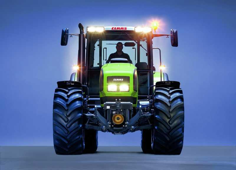 Photo du Tracteurs agricoles Ares 826 RZ Full Powershift