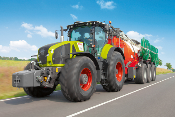 Photo du Tracteurs agricoles Axion 920