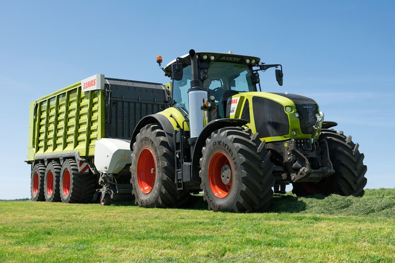 Photo du Tracteurs agricoles Axion 940