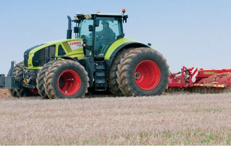 Photo du Tracteurs agricoles Axion 950