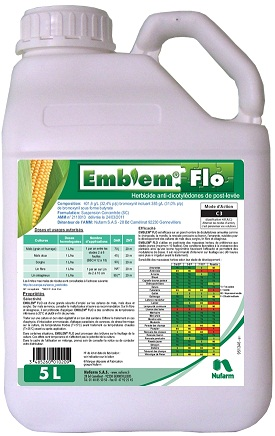 Photo du Herbicides maïs Emblem Flo