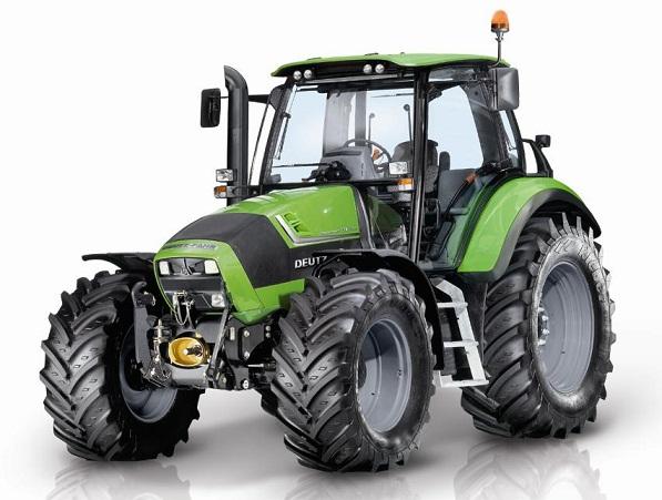 Photo du Tracteurs agricoles Agrotron 6190