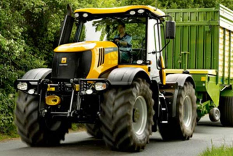 Photo du Tracteurs agricoles Fastrac 3200 Xtra (2012)