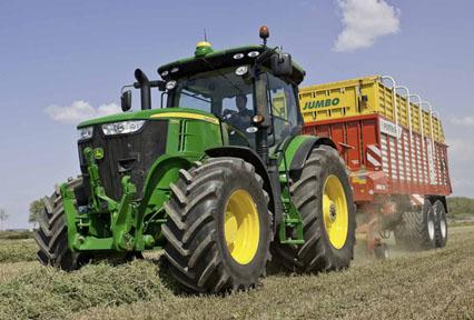 Photo du Tracteurs agricoles 7215R