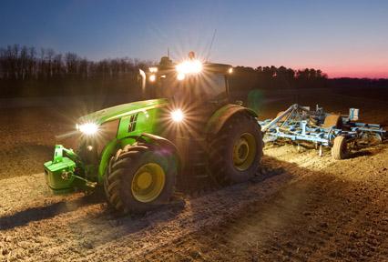 Photo du Tracteurs agricoles 7230R