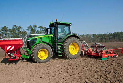 Photo du Tracteurs agricoles 7260R