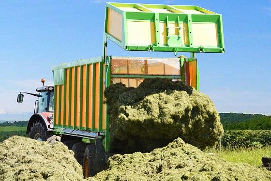 Photo du Remorques agricoles Drakkar