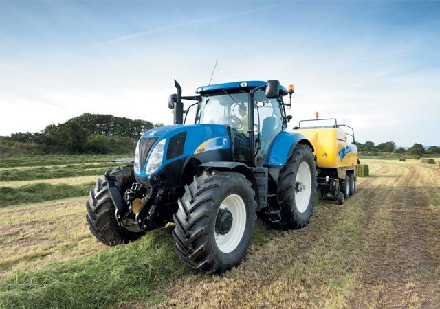 Photo du Tracteurs agricoles T6090