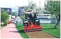 Photo du Cultivateur rotatif RX 130, RX 180