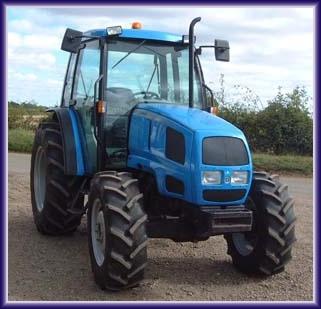 Photo du Tracteurs agricoles Globus 65