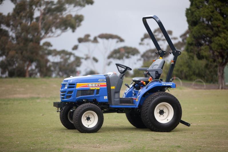 Photo du Autres tracteurs TM3200 FHSMRE