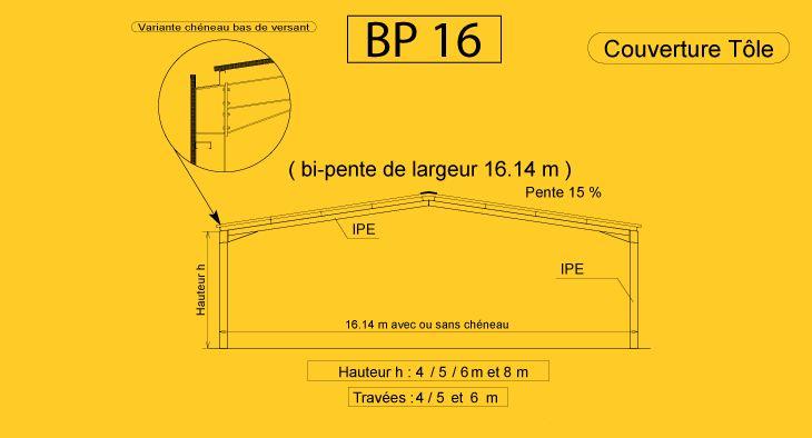 Photo du Construction bâtiments BP 08, BP 12, BP 16, BP 20, BP 24 et BP 28