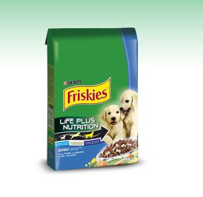 Photo du Aliments pour chiens Junior