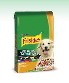 Photo du Aliments pour chiens Balance