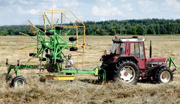 Photo du Andaineurs double rotors
