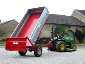 Photo du Remorques agricoles RR33