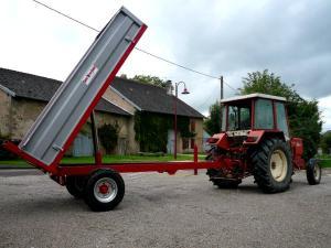 Photo du Remorques agricoles RR49