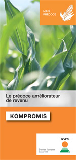 Photo du Variétés de maïs grain KOMPROMIS