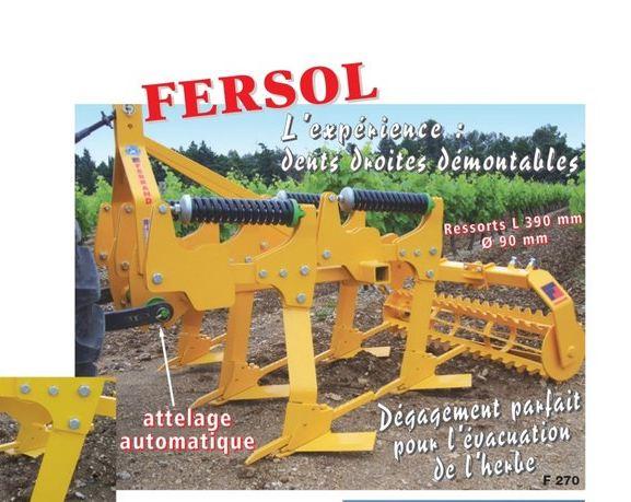 Photo du Entretien du sol Fersol