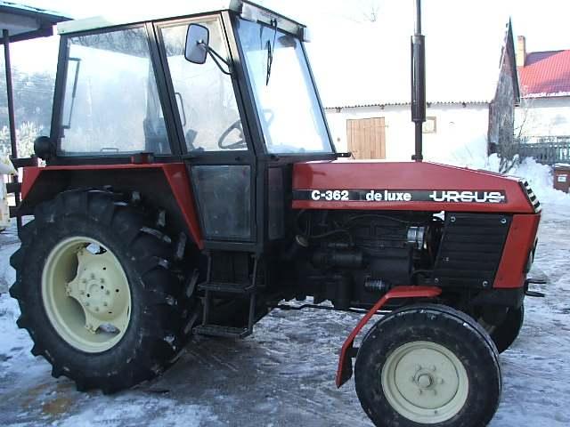 Photo du Tracteurs agricoles C362