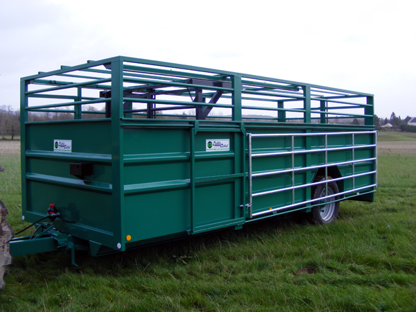 Photo du Bétaillères bétaillère bovin agraire