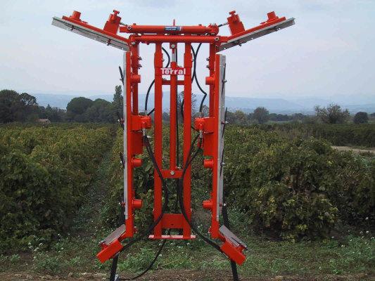 Photo du Ecimeuses Ecimeuse-rogneuse miulticouteaux