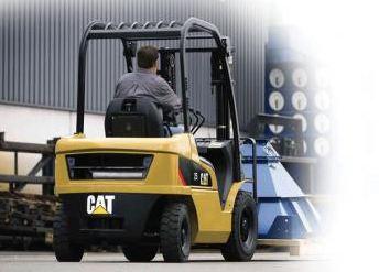 Photo du Chariots industriels DP35N