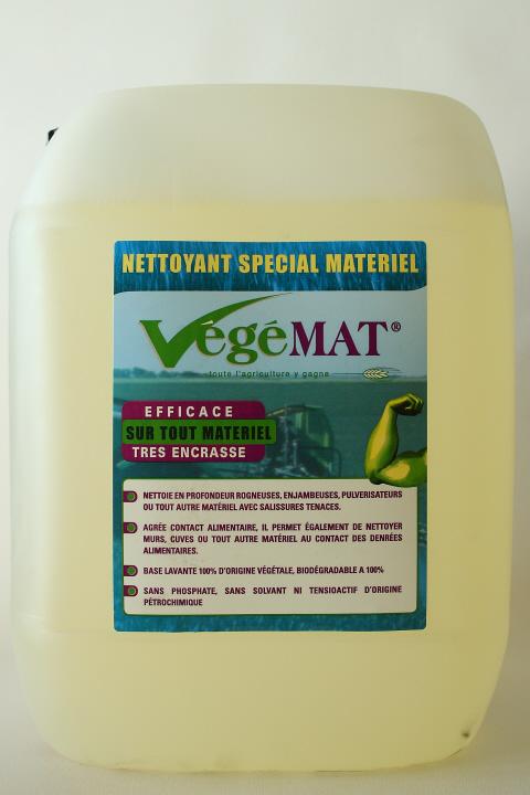 Photo du Nettoyants extérieurs et intérieurs (non anti-sulfo) Vegemat