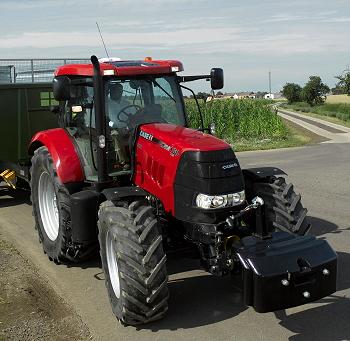 Photo du Tracteurs agricoles Puma 145 CVX