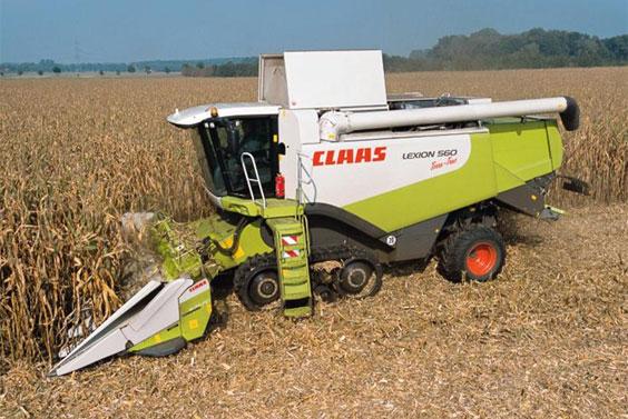 Photo du Cueilleurs à maïs Conspeed Linear