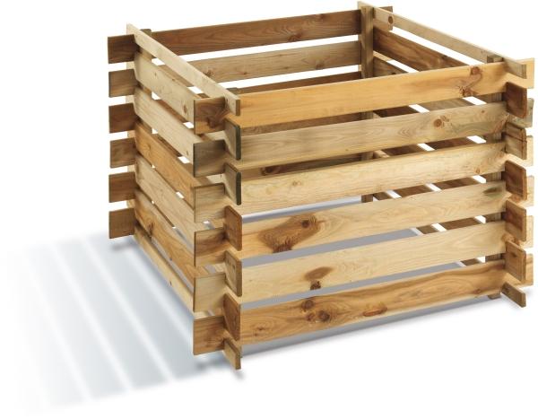 avis bac compost en bois de la marque bricobox composteurs. Black Bedroom Furniture Sets. Home Design Ideas