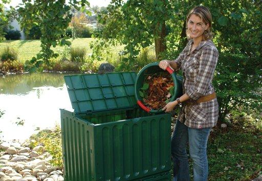 Photo du Composteurs Eco-King 400 L et 600 L