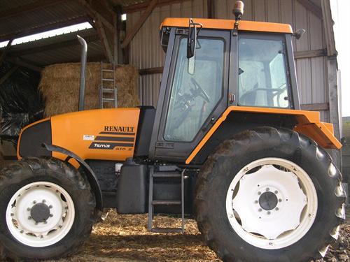 Photo du Tracteurs agricoles Temis 610 Z